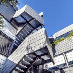 Voorbeeld elZinc gebouw
